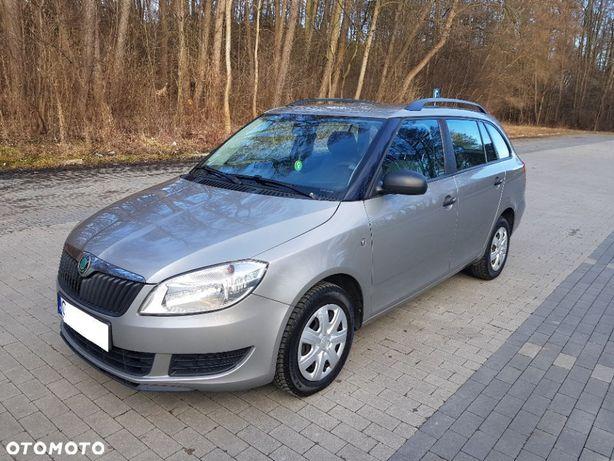 Škoda Fabia 2012, Serwisowany w ASO, Bezwypadkowy, Salon PL, 4 cylindry, Zadbany
