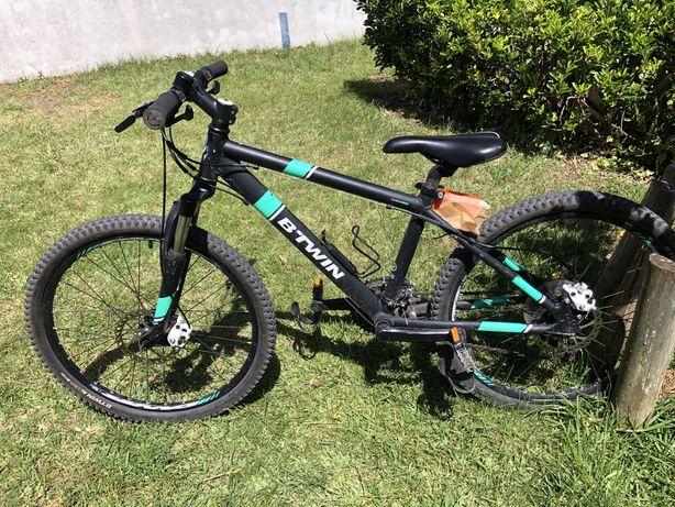 Bicicleta Aluminio Roda 24