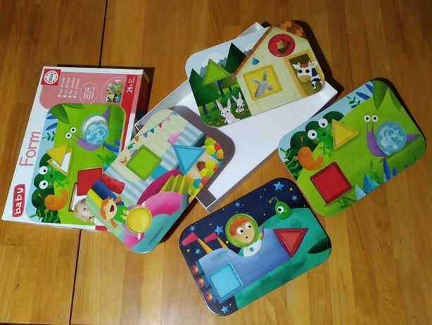 puzzle para Crianças - Baby Form