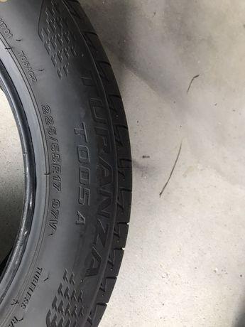 4xopony Bridgestone Turanza 225/55 R 17 letnie