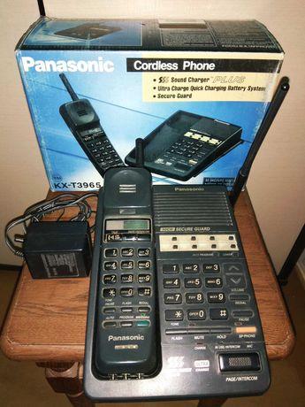 Радиотелефон Panasonic KX-T3965. Оригинал. Япония, Matsushita.