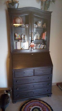 Móvel Escrivaninha em madeira