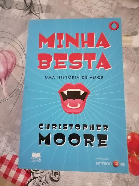 Minha Besta - Christopher Moore