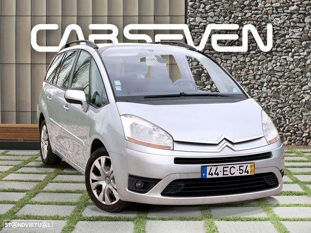 Citroën C4 Grand Picasso 1.6HDi 110cv 7Lug Exclusive