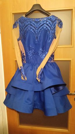 Lou Sukienka Scarlet piękna M