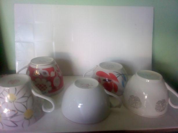 Чашка Дулево и Барановка