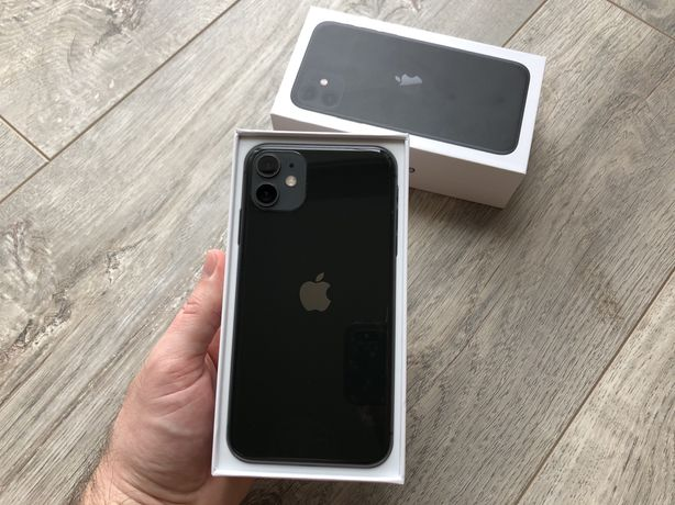 iPhone 11 64gb Black Rsim #s0087