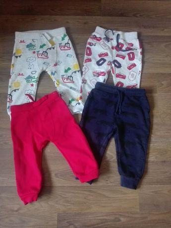 Zestaw spodnie dresowe 86 Reserved, F&F,Disney Baby
