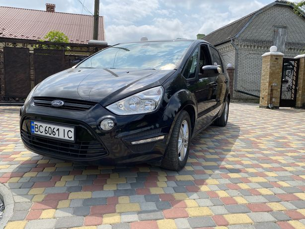 Ford S-Max 2013 2,0