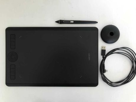 графический планшет Wacom Intuos Pro M