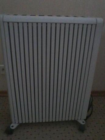 масляный радиатор DRAGON Delonghi б/у. Made in Italy