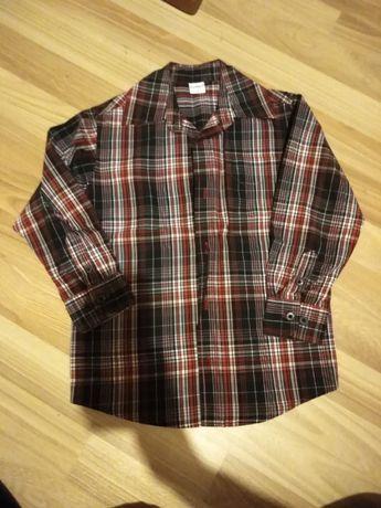 Koszule dziecięce 110 firmowe śliczne 15zl