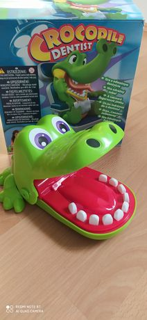 Krokodyl u dentysty