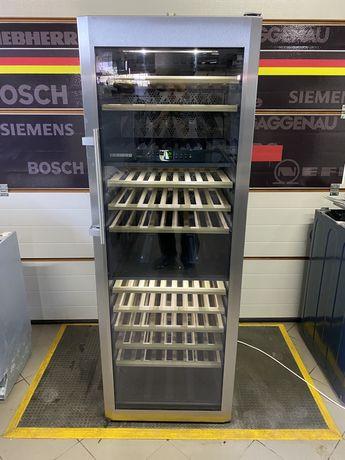 Топ ! Винний холодильник гігінт Liebherr Wtes 4677 три зони!