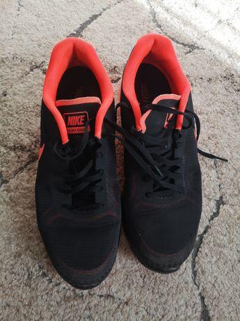 Czarne buty adidasy marki nike air max sequent r. 44,5