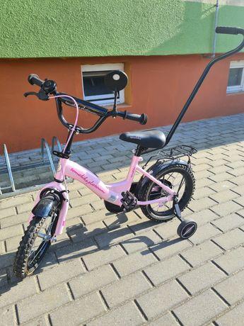 """Rower dla dziewczynki koła 14"""""""