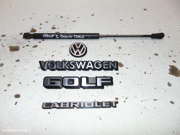 VW golf 1 cabriolet legendas/Amortecedor da mala