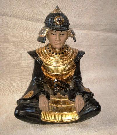 Figura Samurai Porcelana Nadal Limitada