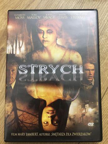 Płyta DVD film strych
