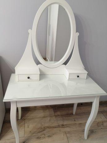 Toaletka biala IKEA HEMNES