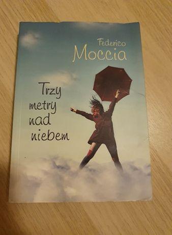 """Trzy metry nad niebem""-Federico Moccia"