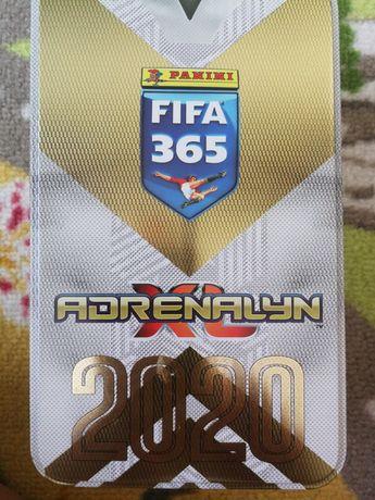 FIFA 365 ADRENALYN 2020 zamienię
