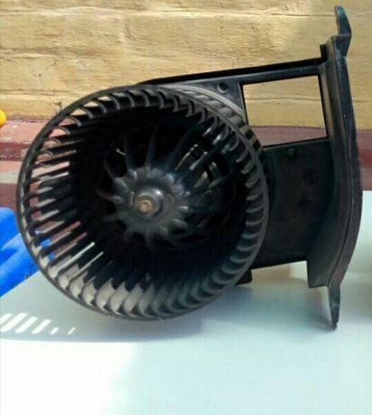 Мотор печки для Рено Кенго