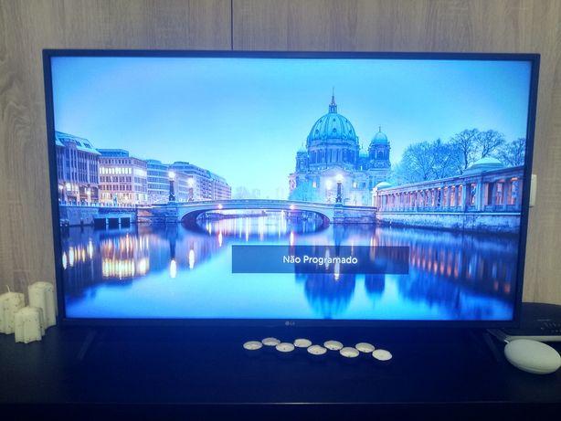 """TV LG Smart TV LED 4K 43"""""""