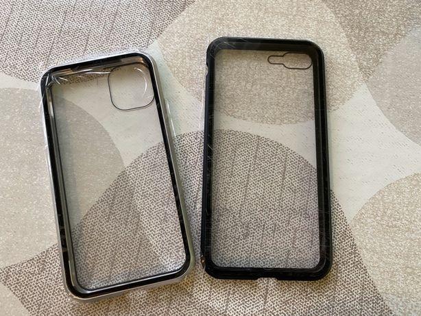 Защитный чехол 360 градусов на iPhone 8+ / 7+