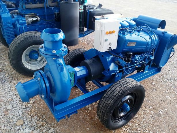 Motopompa pompa do wody deszczownia nawadnianie deszczowni