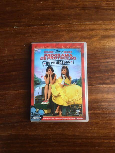 Programa de Proteção de Princesas DVD