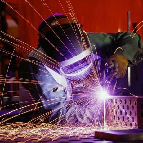 Аргонная сварка алюминия, нержавейки, высокоуглеродистых сталей