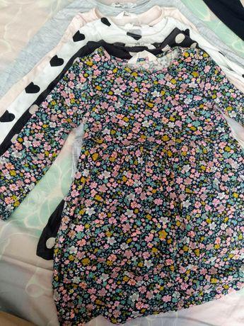 Плаття H&M для дівчинки 2-4 роки!