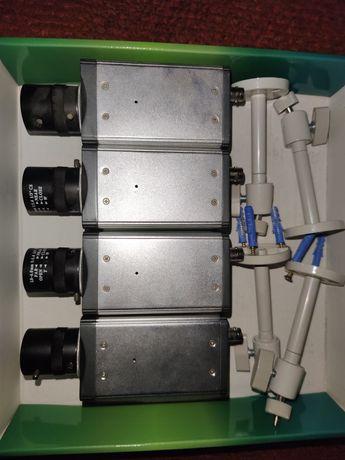 Kamery Ultra Kam C3511 kolorowa plus obiektyw plus uchwyty