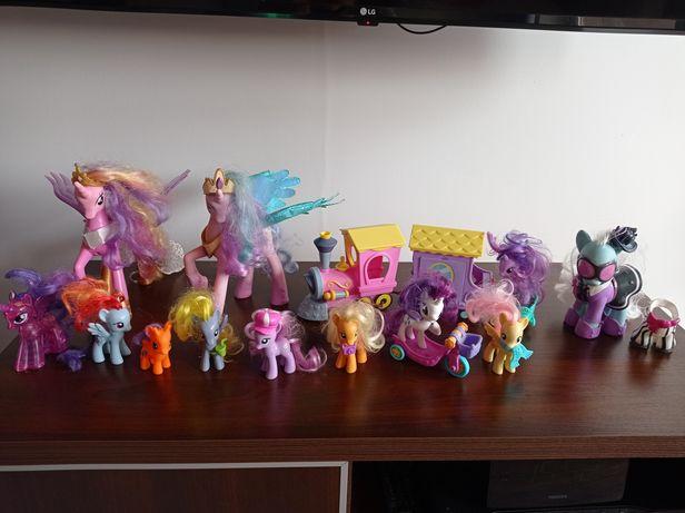 Kucyki Pony, Pociąg Przyjaźni, księżniczka Cadence i Celestia