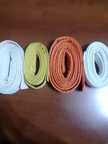Cinturão karaté/judo