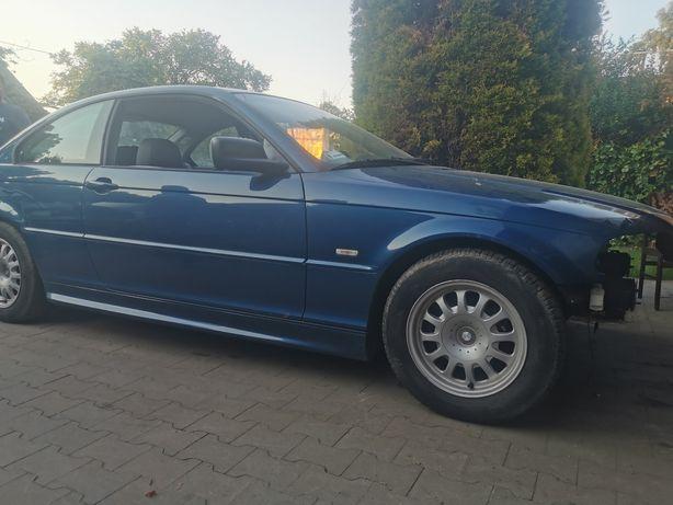 Karoseria e46 coupe 99r