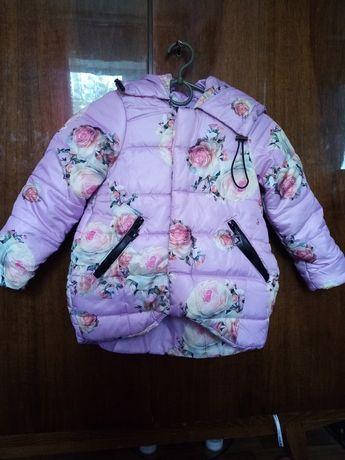 Новая курточка для девочки. + подарок