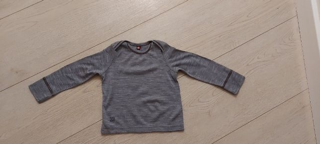 Bluzka merino wool North 66