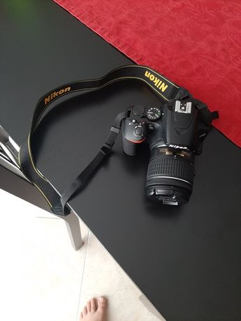 Vendo máquina fotográfica digital Nikon D3500