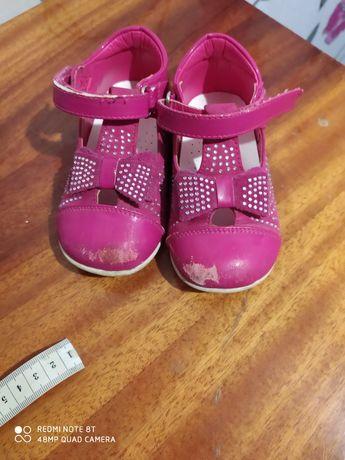 Туфельки для девочки, бесплатно!