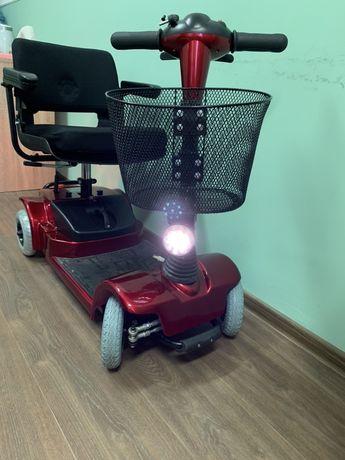 Скутер для инвалидов новый