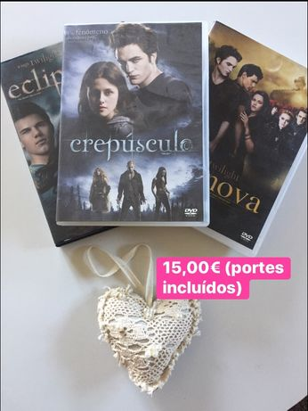 DVD Saga Twilight