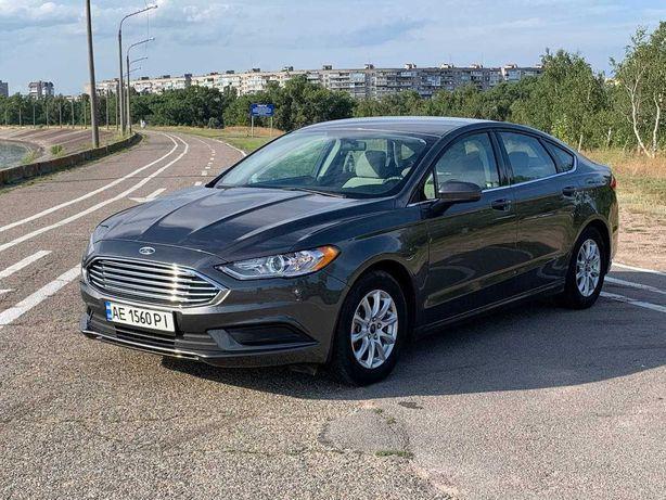 Ford Fusion 2018 рестайлинг