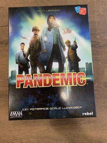 Pandemic Pandemia gra planszowa gry planszowe gra karciana wymienię