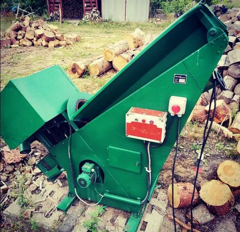 Diemer Automat M10 - Piła do zrzyn, klocków, odpadów tartacznych