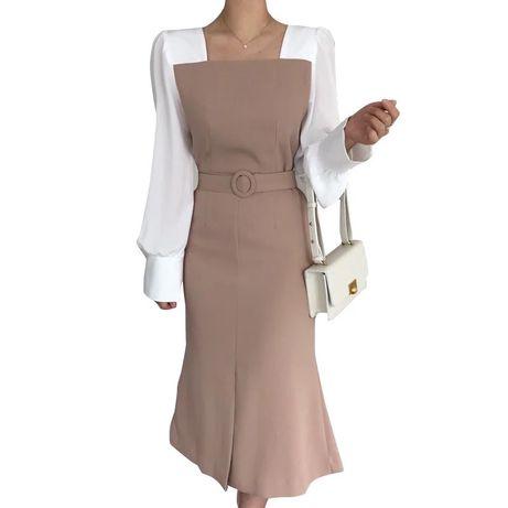 Vestido de senhora formal