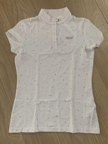 Pikeur koszulka konkursowa Tiana biala 164