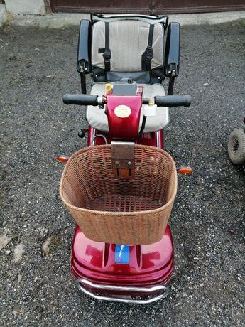Wózek inwalidzki elektryczny shoprider