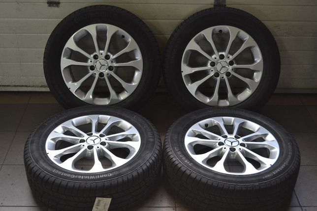 Koła Aluminiowe Mercedes 5x112 6,5J17 ET 38 nr. 1385